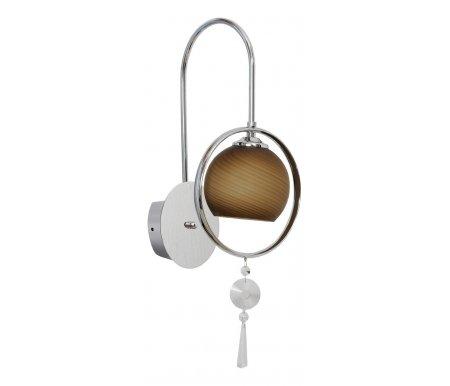 Бра Фьюжен 3 392022101Бра<br>светильник предназначен для использования со скрытой проводкой<br>