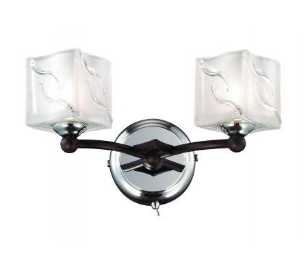 Бра Harta 2538/2WБра<br>светильник предназначен для использования со скрытой проводкой<br>