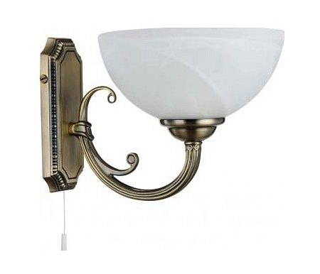 Купить Бра Freya, Herbert FR2012-WL-01-BZ, Германия, 588085