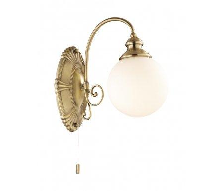 Бра Idaho 2543/1WБра<br>светильник предназначен для использования со скрытой проводкой<br>