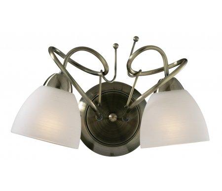 Бра Kaena 2120/2WСвет<br>светильник предназначен для использования со скрытой проводкой<br>
