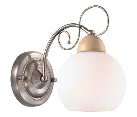 Бра Narbo 2658/1WБра<br>светильник предназначен для использования со скрытой проводкой<br>