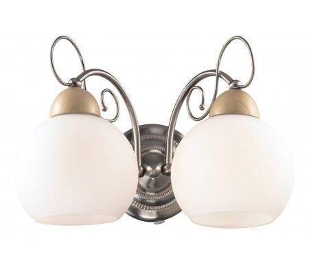 Бра Narbo 2658/2WБра<br>светильник предназначен для использования со скрытой проводкой<br>