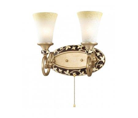 Бра Perry 2456/2WБра<br>светильник предназначен для использования со скрытой проводкой<br>