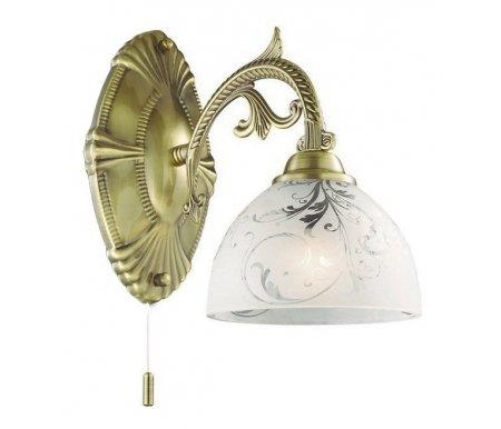 Бра Tereza 93466/58Бра<br>светильник предназначен для использования со скрытой проводкой<br>