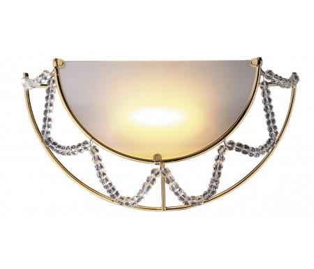 Накладной светильник Gota 1424/1WБра<br>линейная двухцокольная лампа R7s длиной 78 мм<br>
