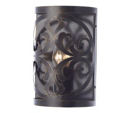 Накладной светильник Ricciolo SL254.401.01Бра<br>способ крепления светильника к стене – на монтажной пластине,<br>