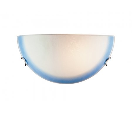 Накладной светильник Tessuto 070Бра<br>Компания Sonex, хоть и базируется в России, производит светильники по итальянским технологиям и разработанные европейскими  дизайнерами. Модель-клипса 070 качественно собрана и презентабельно выглядит. Поскольку конструкция лишена жесткой стилевой привязки, подойдет практически в любые интерьеры, но особенно интересно впишется в обстановку в синих, коралловых и желтых тонах. Плотное стекло практически не пропускает свет ламп – пятно покрывает в основном стену.<br>