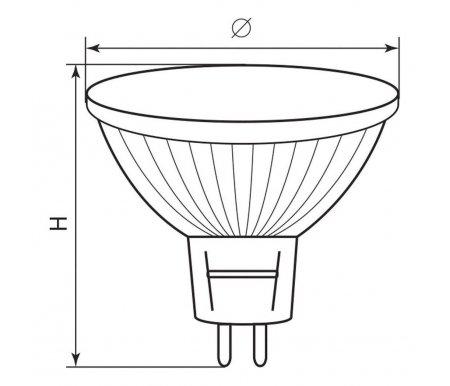 Лампа галогеновая Feron