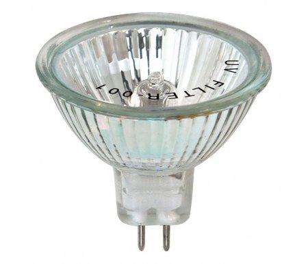 Лампа галогеновая GU5.3 12В 50Вт 3000K HB4 02253Лампочки<br>рефлекторная лампа MR-16<br>
