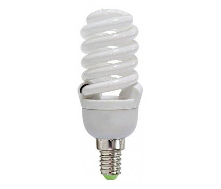 Лампа компактная люминесцентная E14 20Вт 4000K ELT29 04065Лампочки<br><br>
