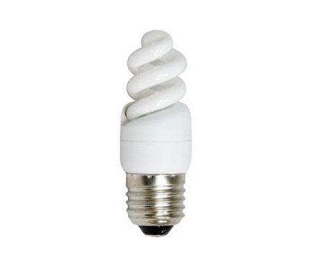 Лампа компактная люминесцентная E27 11Вт 4000K ELT19 04941Лампочки<br><br>