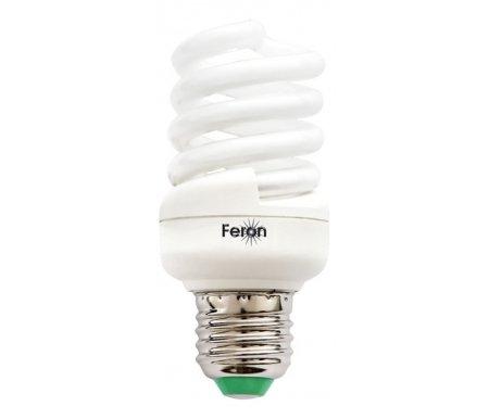 Лампа компактная люминесцентная Feron E27 15Вт 2700K ELT19 04742