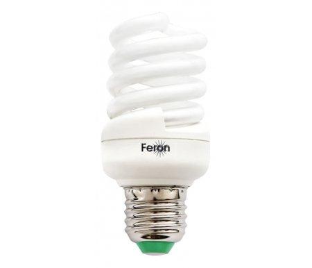Лампа компактная люминесцентная E27 15Вт 4000K ELT19 04743 Feron