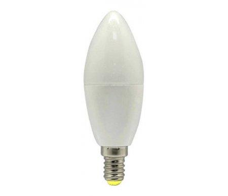 Лампа светодиодная E14 230В 7Вт 2700K LB-97 25475Лампочки<br>16 встроенных светодиодов,<br>