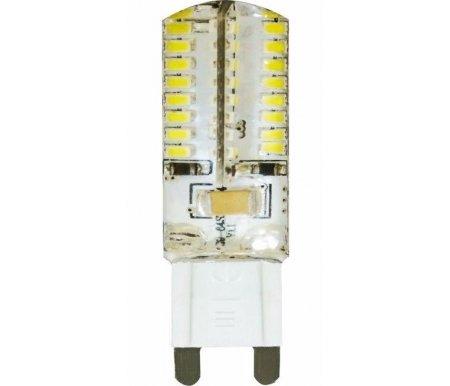 Лампа светодиодная G9 220В 4Вт 2700K LB-421 25461Лампочки<br>64 встроенных светодиода.<br><br>  <br><br><br><br>  Цветность: 2700 К.<br><br>  Яркость: 320 Lm.<br>