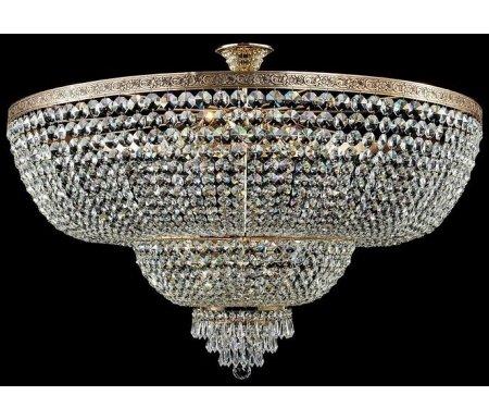 Купить Люстра на штанге Maytoni, Diamant 1 A890-PT100-G, 444345