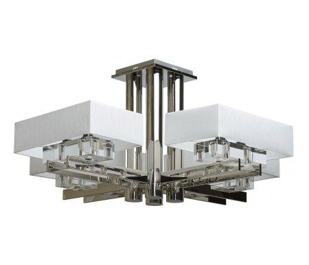 Люстра на штанге Линген 602010208Люстры на штанге<br>способ крепления светильника на потолке - на монтажной пластине<br>