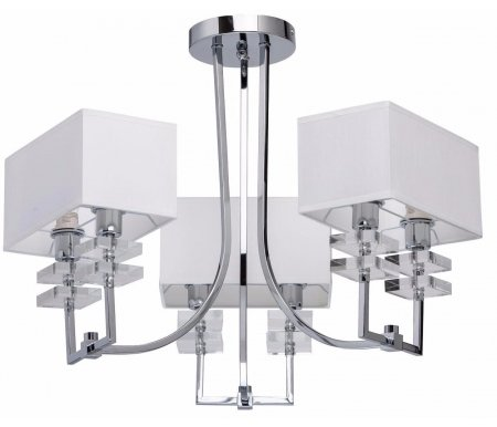 Купить Люстра MW-Light, на штанге Прато 101010506, Германия