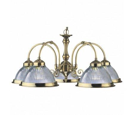 Купить Подвесная люстра Arte Lamp, American Diner A9366LM-5AB, 687347