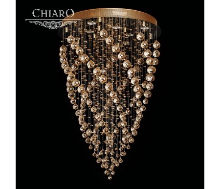 Каскадная люстра Chiaro Каскад 384013708Люстры подвесные<br><br>