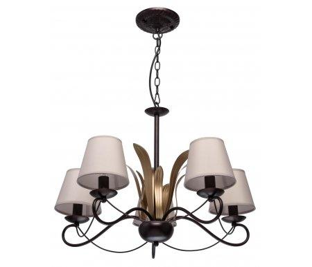 Люстры подвесные подвесная Тропик 689010105  Люстра MW-Light
