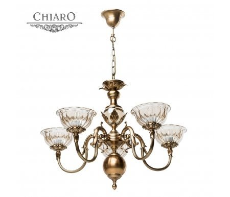 Купить Подвесная люстра Chiaro, Chiaro Паула 411010905, Германия