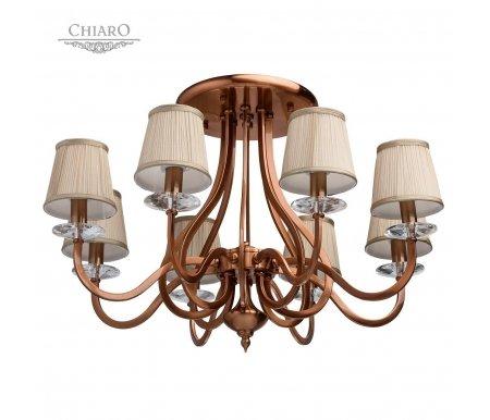 Здесь можно купить Chiaro София 355012808  Подвесная люстра Chiaro Люстры подвесные