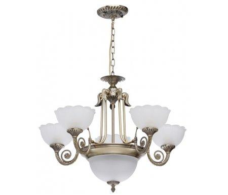 Подвесная люстра MW-Light MW-Light Афина 357010208