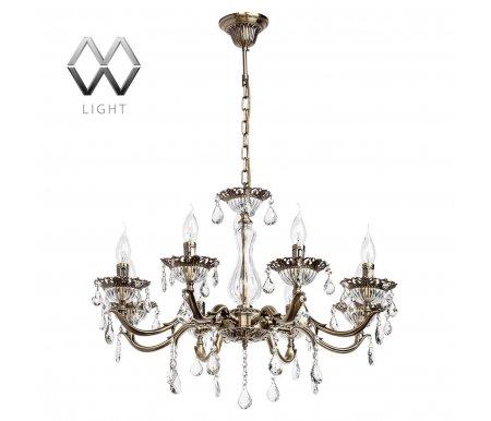 Здесь можно купить MW-Light Свеча 301014908  Подвесная люстра MW-Light