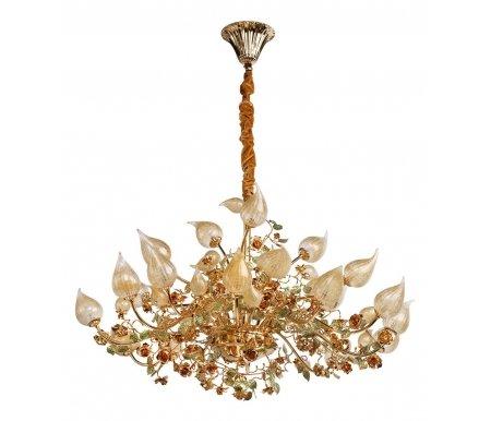 Подвесная люстра Райский сад 623010221Люстры подвесные<br>способ крепления светильника к потолку – на крюке<br>