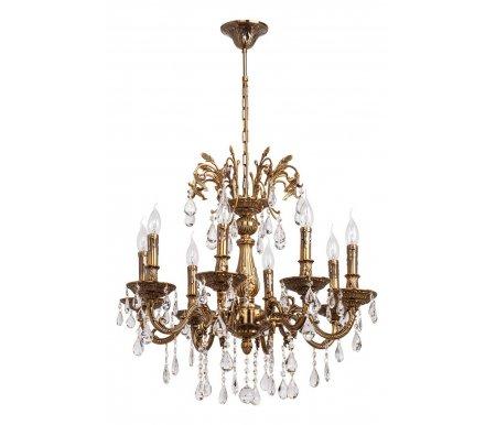 Купить Подвесная люстра MW-Light, Свеча 1 301015108, Германия