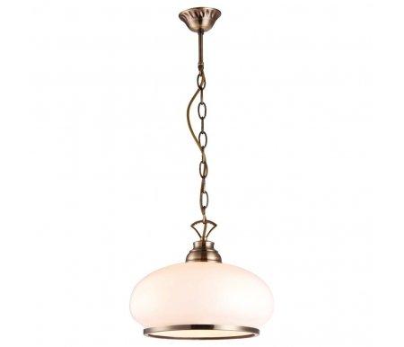 Подвесной светильник Arte Lamp Armstrong A3561SP-1ABЛюстры подвесные<br><br>