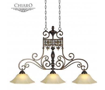 Подвесной светильник Chiaro Айвенго 382011503Люстры подвесные<br><br>