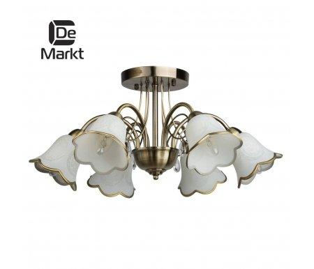 Потолочная люстра De Markt Флора 256018706Люстры потолочные<br><br>