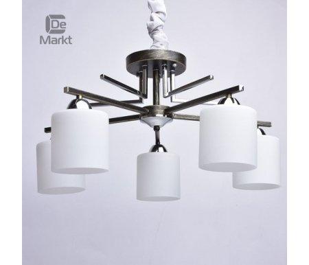 Купить Потолочная люстра De Markt, De Markt Тетро 673010705, 650779