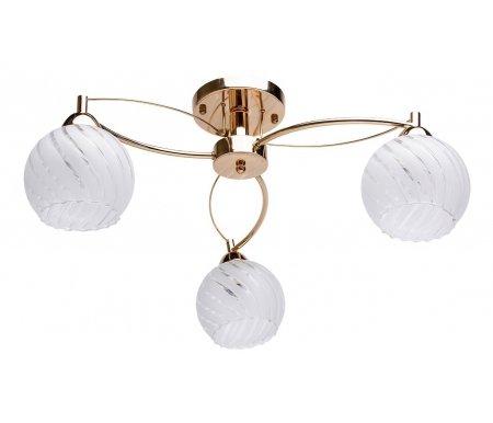 Потолочная люстра Грация 2 358017903Люстры потолочные<br>способ крепления светильника на потолке - на монтажной пластине<br>