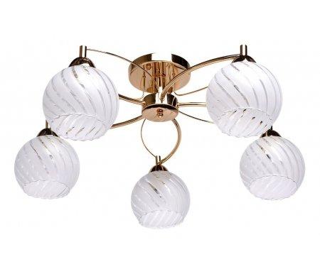 Потолочная люстра Грация 2 358018105Люстры потолочные<br>способ крепления светильника на потолке - на монтажной пластине<br>