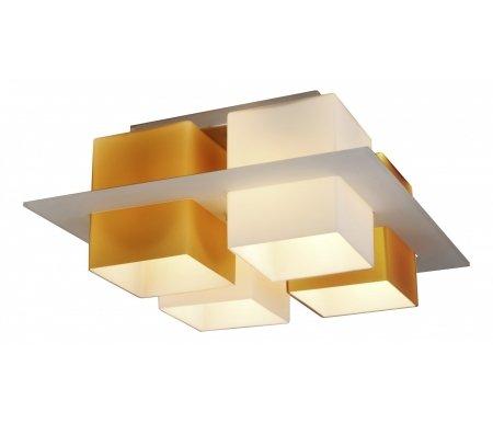 Потолочная люстра Solido SL540.092.04Свет<br>способ крепления светильника к потолку – на монтажной пластине<br>