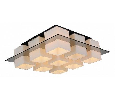 Потолочная люстра Solido SL540.502.09Люстры потолочные<br>способ крепления светильника к потолку – на монтажной пластине<br>