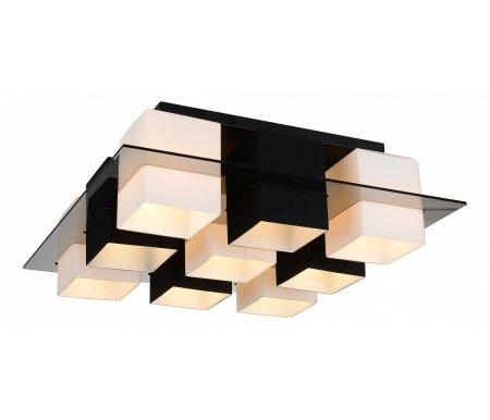 Потолочная люстра Solido SL540.542.09Свет<br>способ крепления светильника к потолку – на монтажной пластине<br>