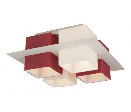 Потолочная люстра Solido SL540.562.04Люстры потолочные<br>способ крепления светильника к потолку – на монтажной пластине<br>