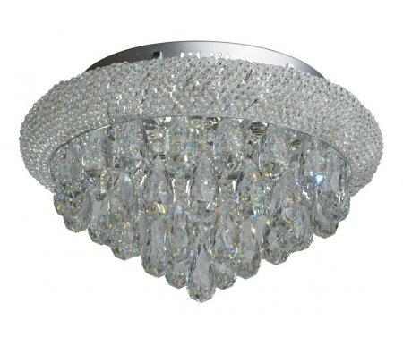 Потолочная люстра Кларис 1 437011816Светодиодные люстры<br>способ крепления светильника к потолоку – на монтажной пластине<br>