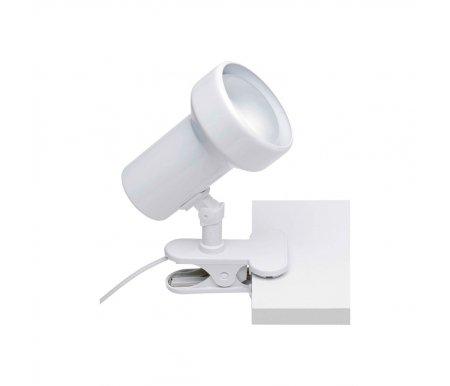 Настольная лампа офисная Cosmos 07501T05Настольные лампы<br>поворотный светильник на прищепке,<br>