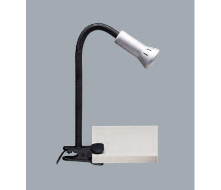 Настольная лампа офисная Flex 24705/11Офисные настольные лампы<br>поворотный светильник<br>