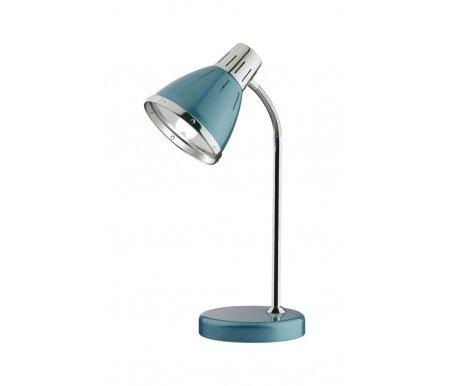 Настольная лампа офисная Hint 2220/1TОфисные настольные лампы<br>поворотный светильник<br>
