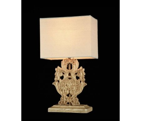 Настольная лампа Maytoni Cipresso ARM034-11-RНастольные лампы с абажуром<br><br>