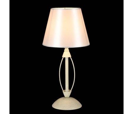 Настольная лампа Maytoni Marquis ARM327-11-WНастольные лампы с абажуром<br><br>
