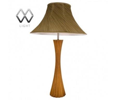 Настольная лампа MW-Light Уют 250033301Настольные лампы с абажуром<br><br>