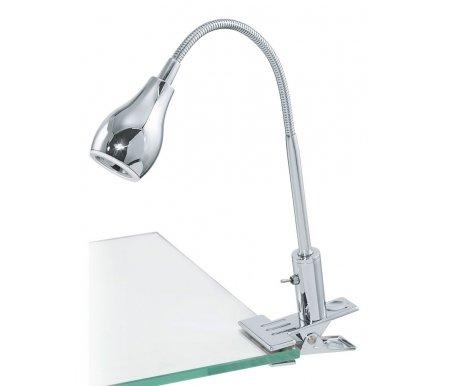 Настольная лампа офисная Naira 1 92911Светодиодные настольные лампы<br>поворотные светильники на прищепке<br>